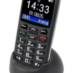 Mobilný telefón pre seniorov: Test a výber mobilov pre seniorov