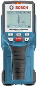 Detektor kovov BOSCH D-TECT 150SV Professional