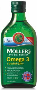 Möller's rybí olej Omega 3
