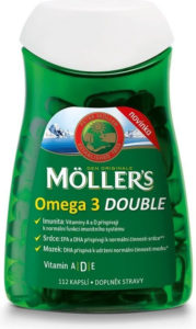 Moellers Omega 3 Double